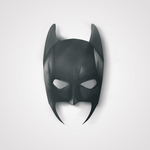 Batman Mask by Ceruleano