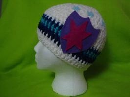 Shining Armor Beanie by OneFineCrafternoon