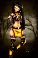 Hello..Again by iScorpion-Ermac-Girl