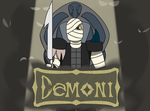 Demoni Cover Page by TheArgoNinja