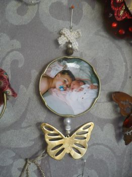Mothersday ornament. by Luppie05