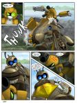 page 207 - Stickybeak - Suzumega Medabot by AltairSky
