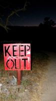 Keep Out by BPinzonPhotography