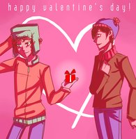 SP: Valentines 2009 by thelifeofabinder