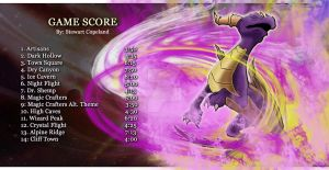 Spyro The Dragon Insert 10 by Violent-Dimensions
