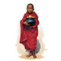 young monk by non-cubic
