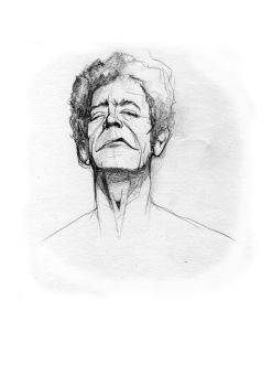 Lou Reed by Leraconteur