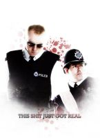 Tee Design 1: Hot Fuzz by JudoJoe