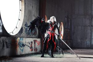 Sephiroth. Kingdom Hearts by TaisiaFlyagina