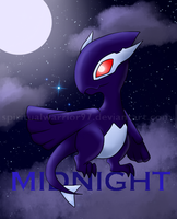 Little Midnight by XSpiritWarriorX