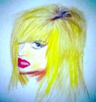 Yellow Hair by HBeezy