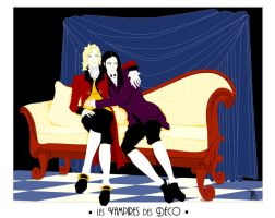 Les Vampires des Deco by TeriStearns