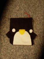penguin pouch by KatieB13