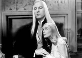 Lucius and Narcissa Malfoy II by Silvermaster9