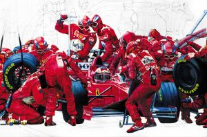 formula 1 by then80