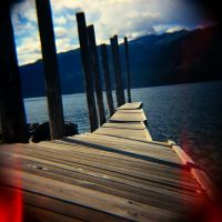 Saturday Dock ii by gerafix