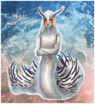 Magic sea slug pay-what-you-want adoptable OPEN!! by Renteii