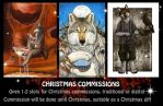Christmas commissions by Vlcek