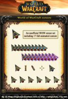World of WarCraft cur by JJ-Ying