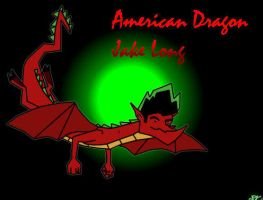 AMERICAN DRAGON JAKE LONG by coffeelover1411