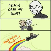 DRACO, GRAB MY by mayguhn