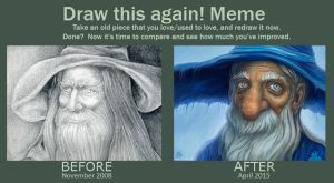 Meme: Before And After by ajinak