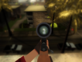 Realism Sniping by NeoMetalSonic360