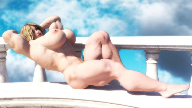 Kelio relaxing by fantasymuscle
