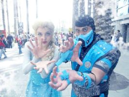 Winter WonderCon 2014 by TheLinKueiNinja