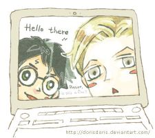 Muggle Webcam by dorisdoris
