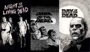 Dead Trilogy by MattMcEver