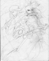 Center of the STORM ACT 2 WIP by DCLzexon