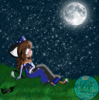 MoonLight Princess by xxAlyMetalGirlxx