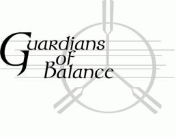 Guardians of Balance:Logo by dante-stygian