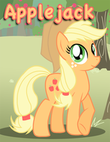 Applejack by Xain-Russell