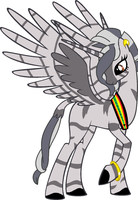 MLP Adopt: The Princess of Zebrabwe -CLOSED- by ChopstickGirl241