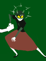 Kanaya: FUCK BITCHES by Slavess
