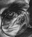Harry Potter Eye Close Up by gabbyd70