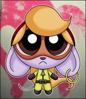Powerpuff Penelope by Verona7881