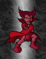 Mini Marvels - Mephisto by ZappaZee