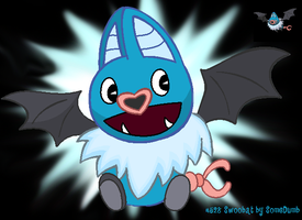 Swoobat as a HTF by SomeDumbDeviant