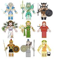 Greek Mythology Minimates by Chazwinski
