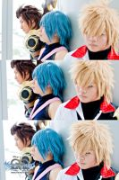 Cosplaymania 2012 Kingdom Hearts Birth by Sleep 01 by portpolyonamo1979