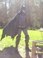 Batman Cosplay (Almost complete) by Leon-87