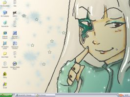 new desktop by yamiswift