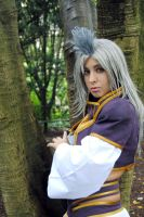 Final Fantasy IX: Kuja VII by NexitahInnocentLover