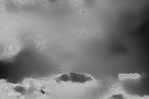 Solar plane by obviologist