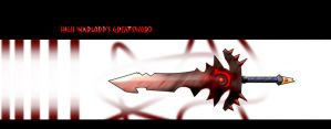 High Warlord's Greatsword by Invader-Tech