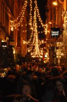 People and Lights by FotoNerdz