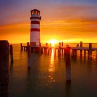 Faro-sunset- by photoplace
